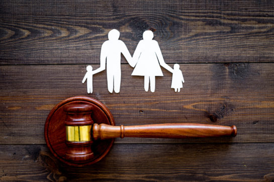 Family law concept for when considering hiring a skilled divorce attorney in cook county