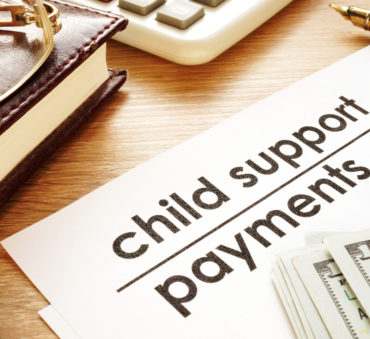 Child support order concept, for when seeking a good divorce attorney with experience with child custody cases in Chicago