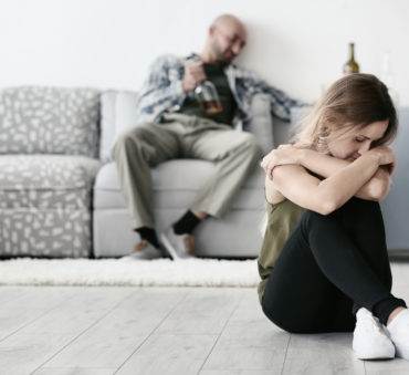 Wife considers divorce due to her husband's substance abuse problem and wonders how a Chicago divorce attorney can help her.